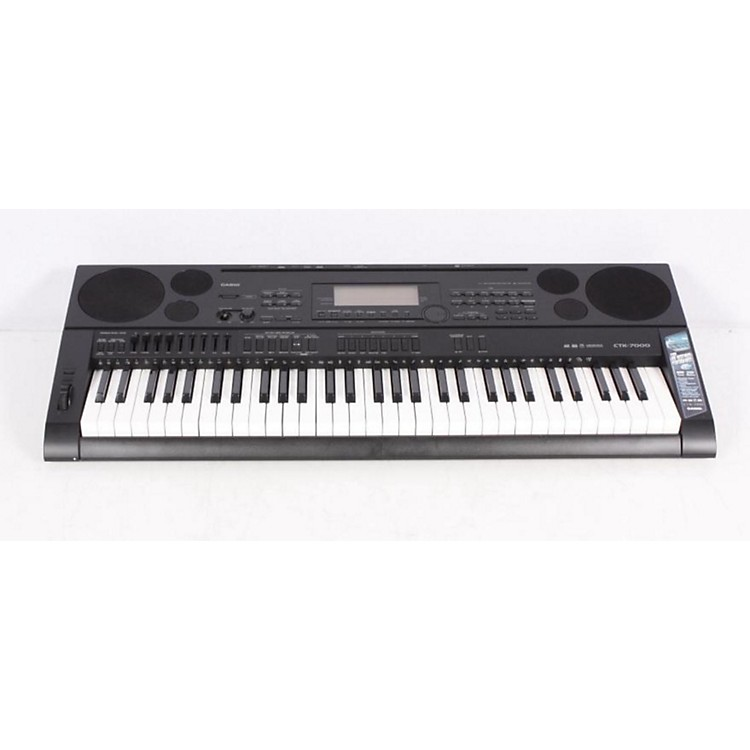 Casio CTK-7000 61-Key Portable Piano Regular 886830426490