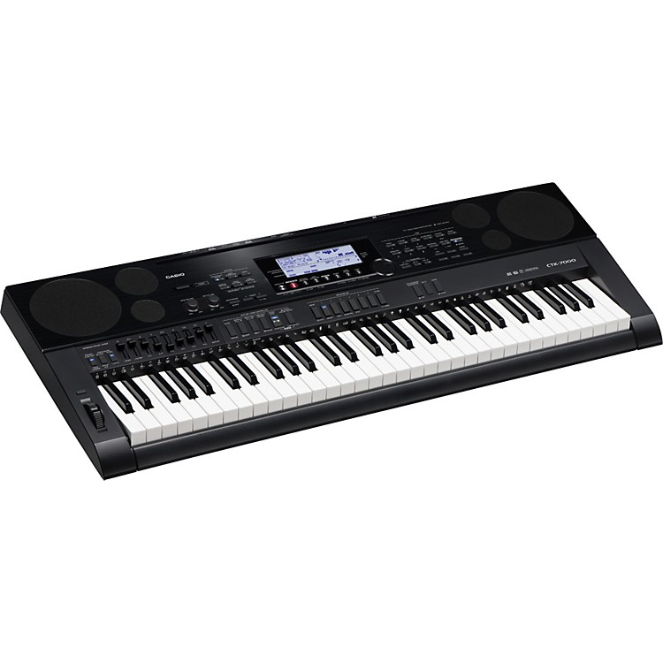 Casio CTK-7000 61-Key Portable Piano