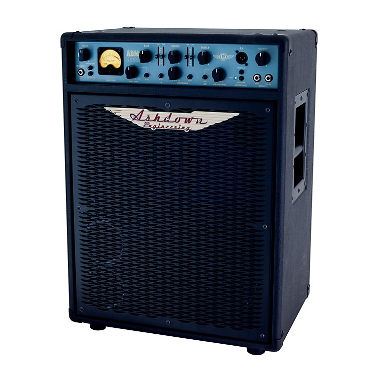 Ashdown CTM-100 100W Tube Bass Amp Head