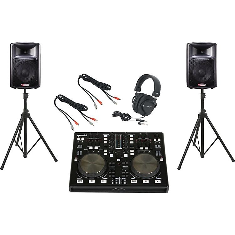 GeminiCTRL-ONE / Harbinger APS12 DJ Package
