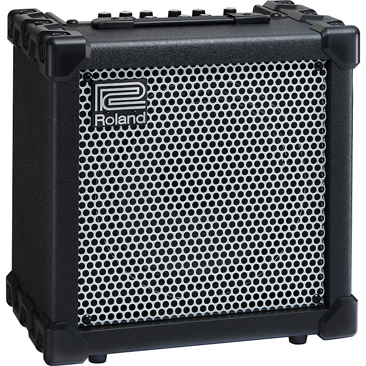 roland cube 40xl 40w 1x10 guitar combo amp music123. Black Bedroom Furniture Sets. Home Design Ideas