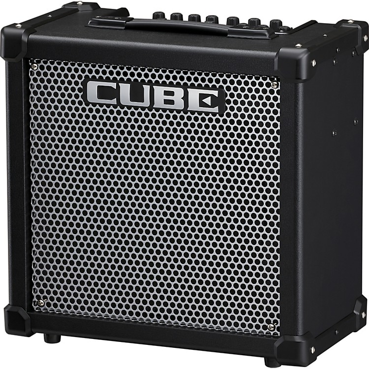 RolandCUBE-80GX 80W 1x12 Guitar Combo AmpBlack