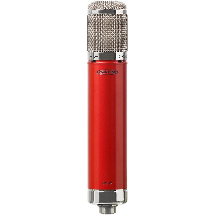 AvantoneCV-12 Multi-Pattern Large Capsule Tube Condenser Microphone