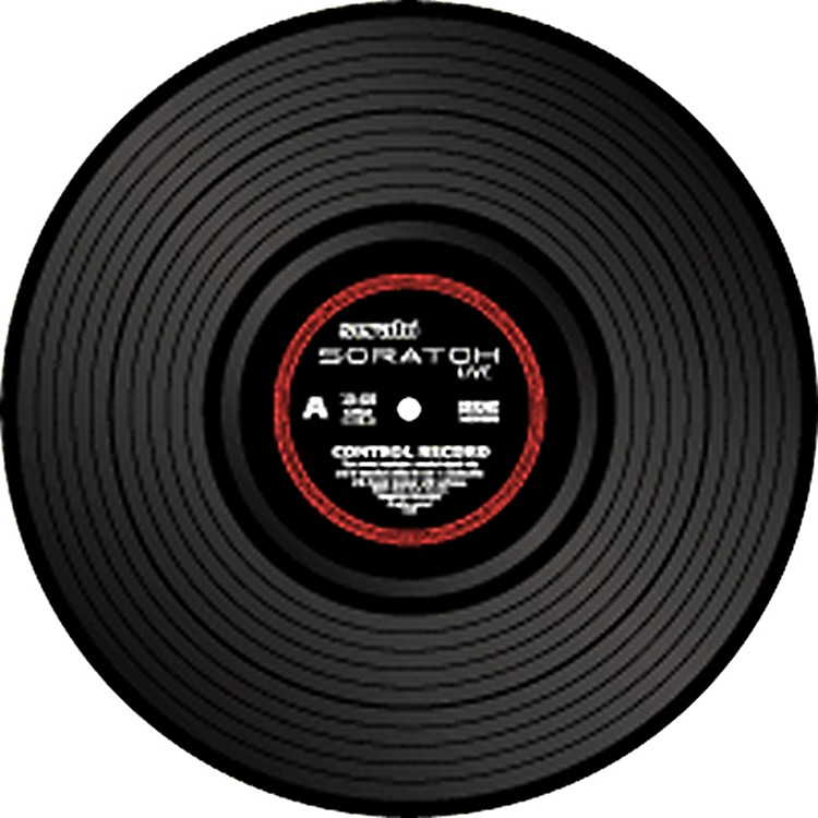 Rane CV02 Second Edition Control Vinyl for Serato Scratch LIVE