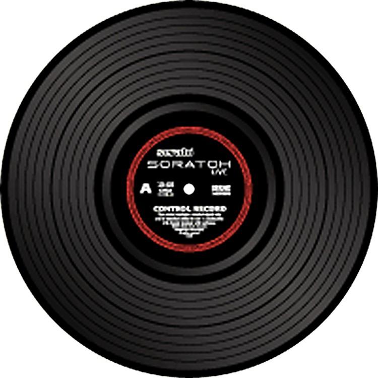 RaneCV02 Second Edition Control Vinyl for Serato Scratch LIVE