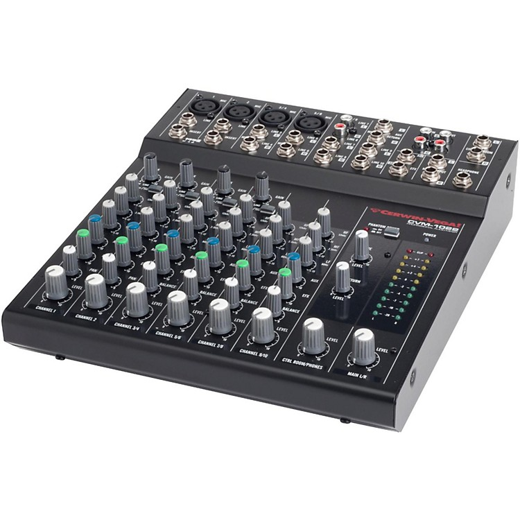 Cerwin-VegaCVM-1022 10-Channel Compact Mixer