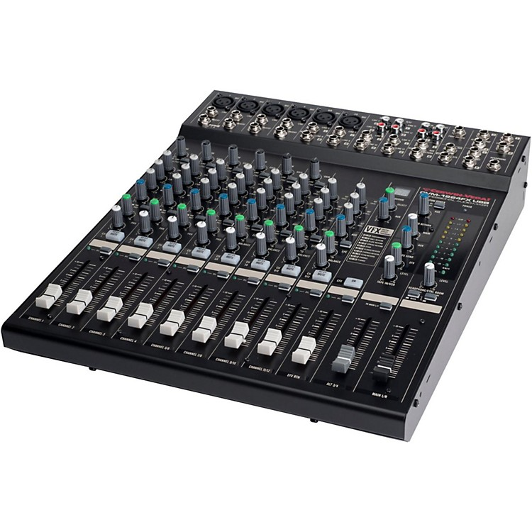 Cerwin-VegaCVM-1224FXUSB 12-Channel Rackmountable Mixer