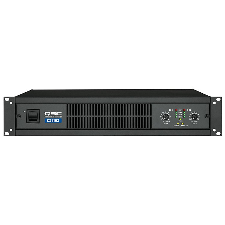 QSCCX1102 Stereo Power Amp