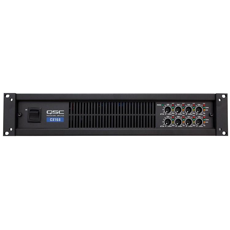 QSCCX168 8-CH Low-Z Power Amplifier