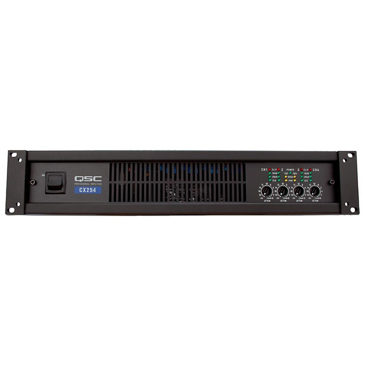 QSCCX254 4CH Power Amp