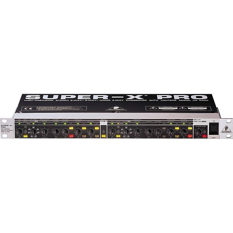 BehringerCX3400 Super-X Pro Crossover