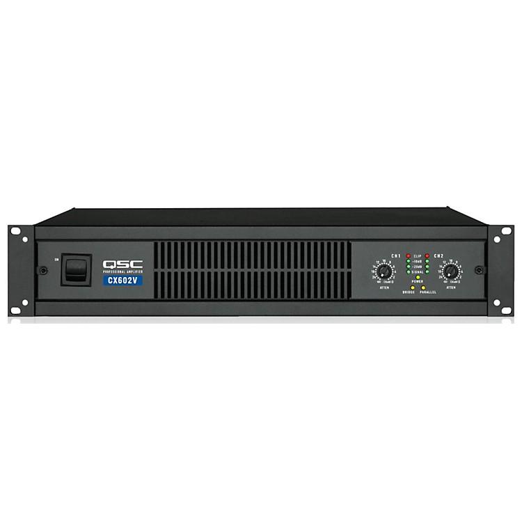 QSCCX602V Stereo Power Amp