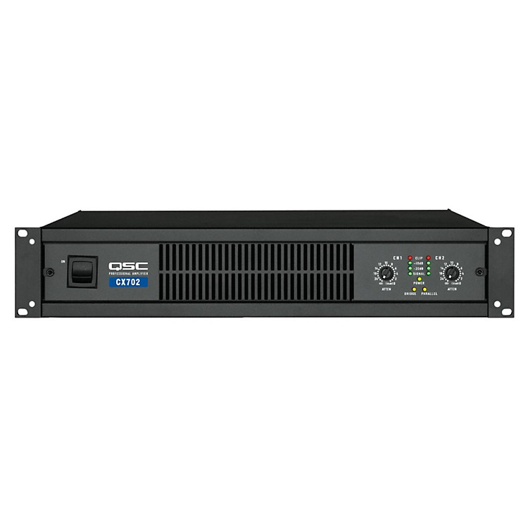QSCCX702 Stereo Power Amp
