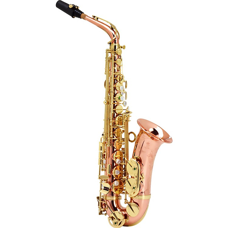 Keilwerth CX90 Prestige Alto Saxophone Copper Body with Clear Lacquer Finish