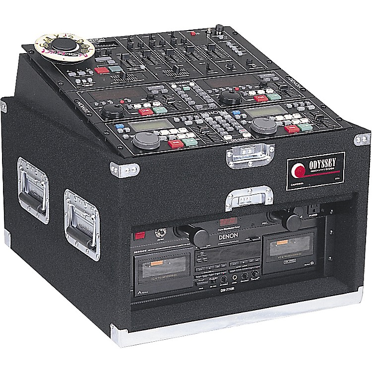 Odyssey CXP1104 Carpeted Pro Combo Case