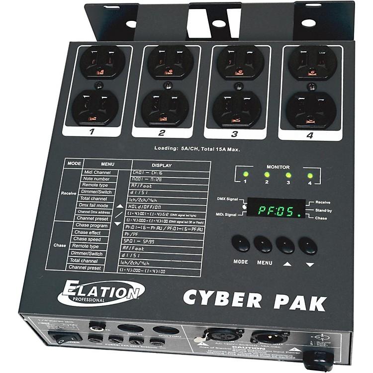 ElationCYBER PAK 4-Channel Dimmer