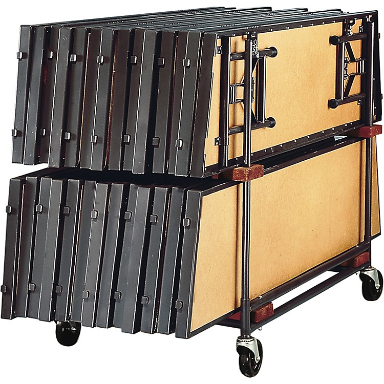 Midwest Folding Products Caddy for Standing Choral Risers