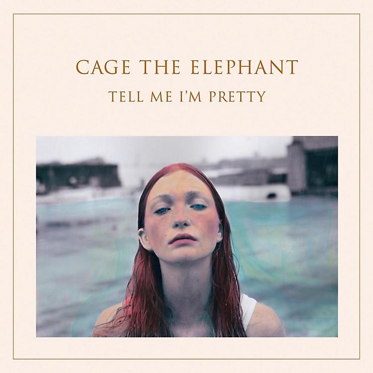 SonyCage The Elephant - Tell Me I Am Pretty LP