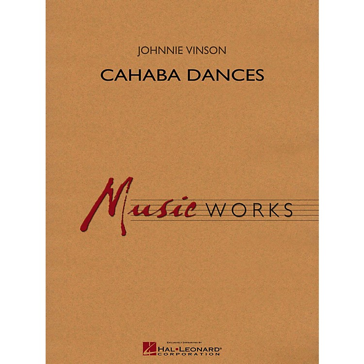 Hal Leonard Cahaba Dances Concert Band Level 4