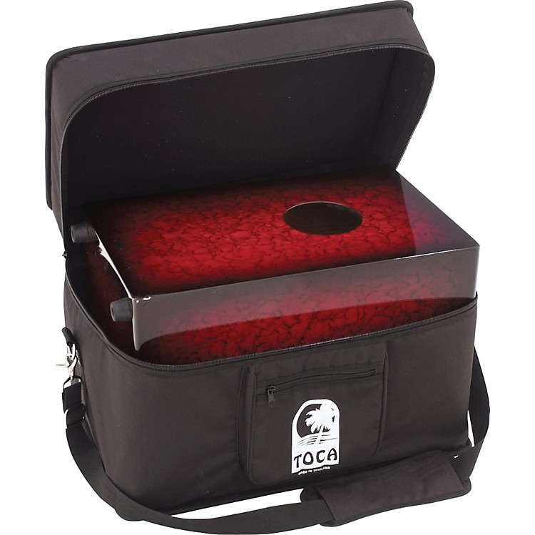 Toca Cajon Bag Black