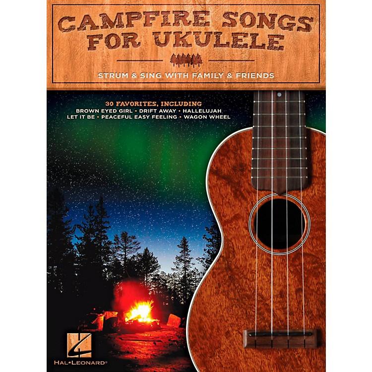 Hal LeonardCampfire Songs For Ukulele