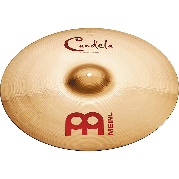 Meinl Candela Series Percussion Crash/Ride 18
