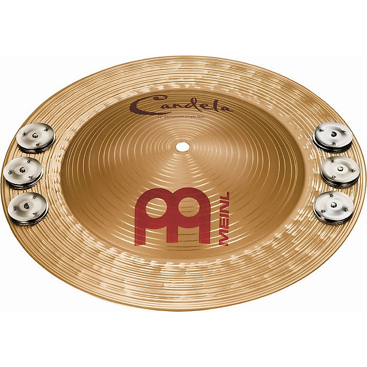Meinl Candela Series Percussion Jingle Bell 14 in.
