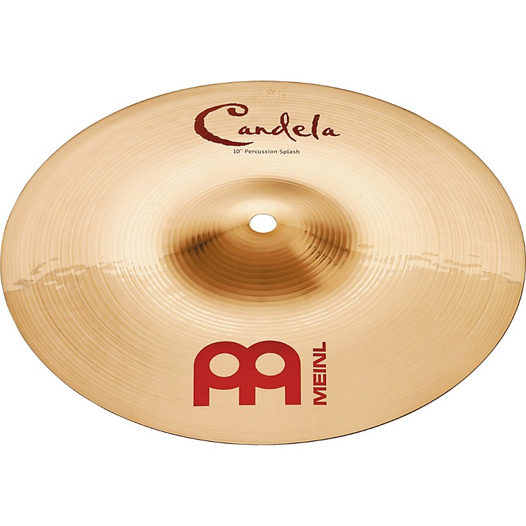 Meinl Candela Series Percussion Splash 10 in.