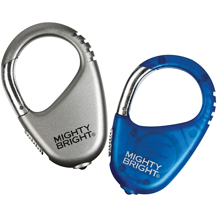 Mighty Bright Carabiner Light 2-Pack