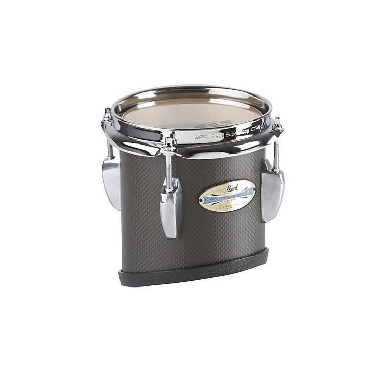 PearlCarbonPly Maple Marching Tom#301  Carbon Fiber Matte6x8