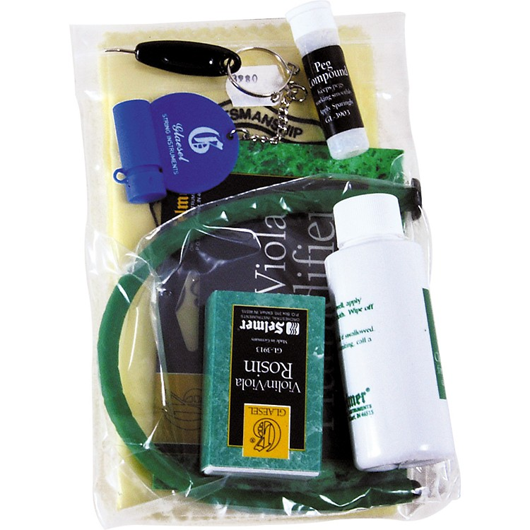 Glaesel Care Kit for Violin/Viola/Cello