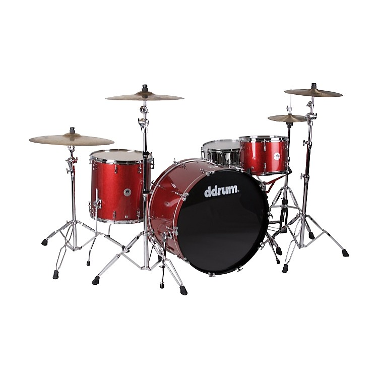 DdrumCarmine Appice ES Limited Edition 4-piece Shell Pack
