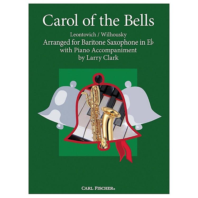 Carl FischerCarol Of The Bells - Baritone Sax With Piano Accompaniment