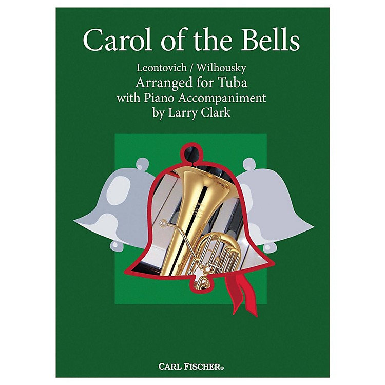 Carl FischerCarol Of The Bells - Tuba With Piano Accompaniment