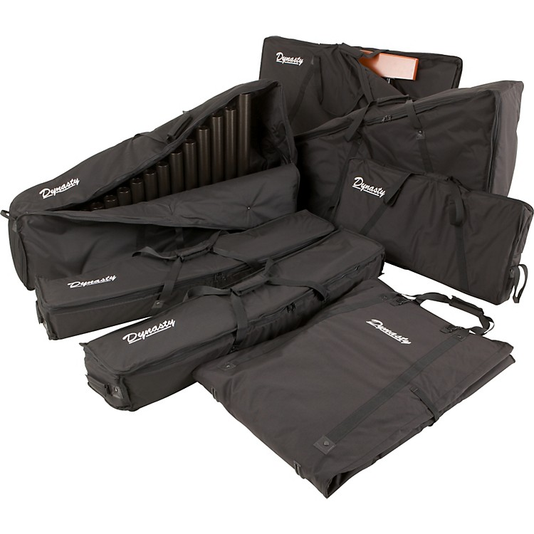 Dynasty Carry Bag for DSPMR50 Marimba Black