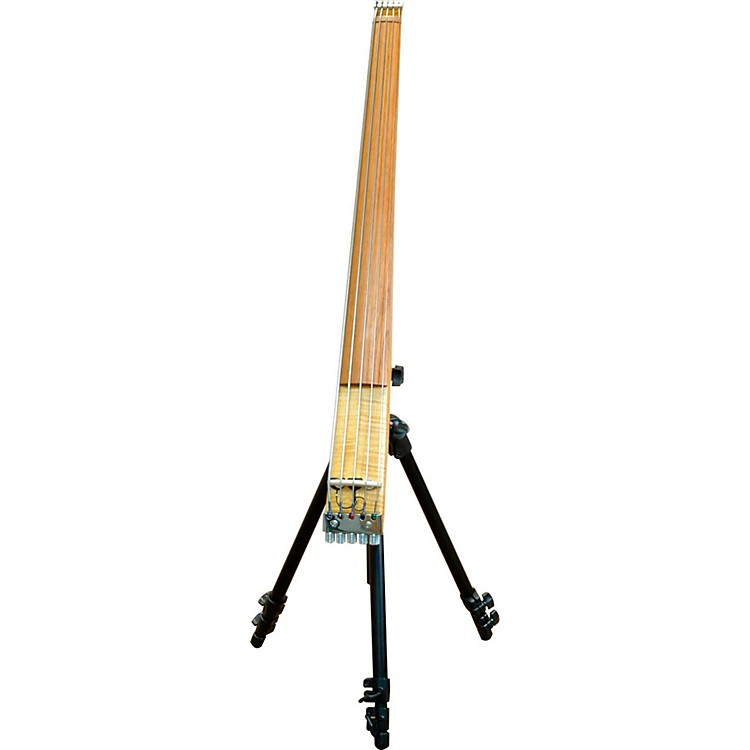 Kydd Basses Carry-On 5-String Upright Bass Natural