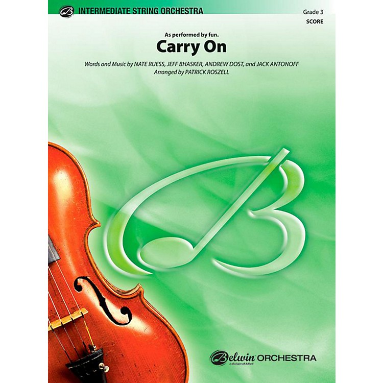 AlfredCarry On String Orchestra Level 3 Set