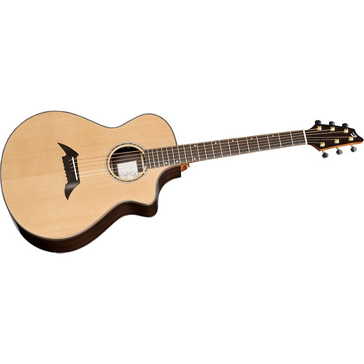 BreedloveCascade C25/CRe Concert Acoustic-Electric Guitar