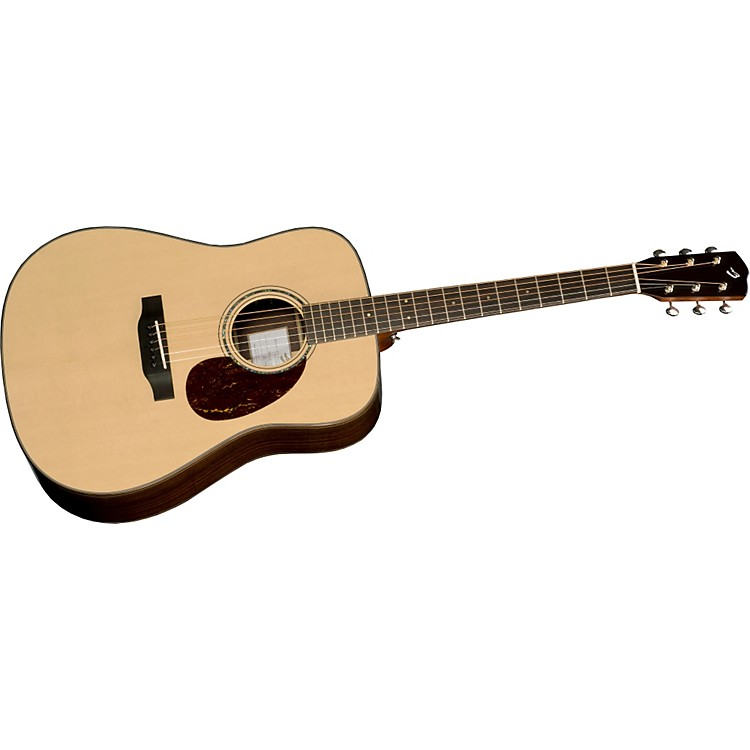 Breedlove Cascade D/CRe Dreadnought Acoustic-Electric Guitar Natural