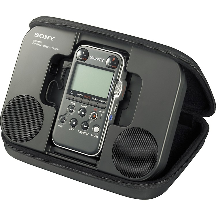 Sony Case with Speakers for PCM-M10