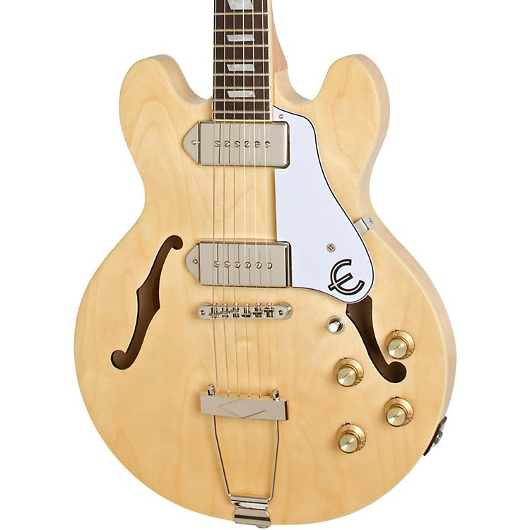 Epiphone Casino Coupe Hollowbody Electric Guitar Natural
