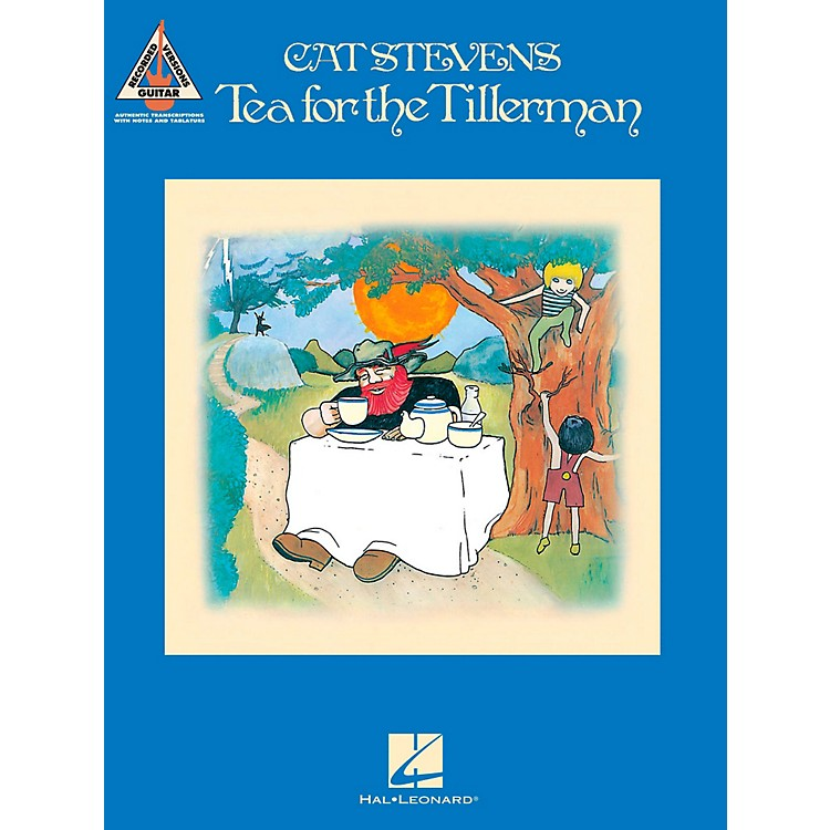 Hal Leonard Cat Stevens - Tea For The Tillerman