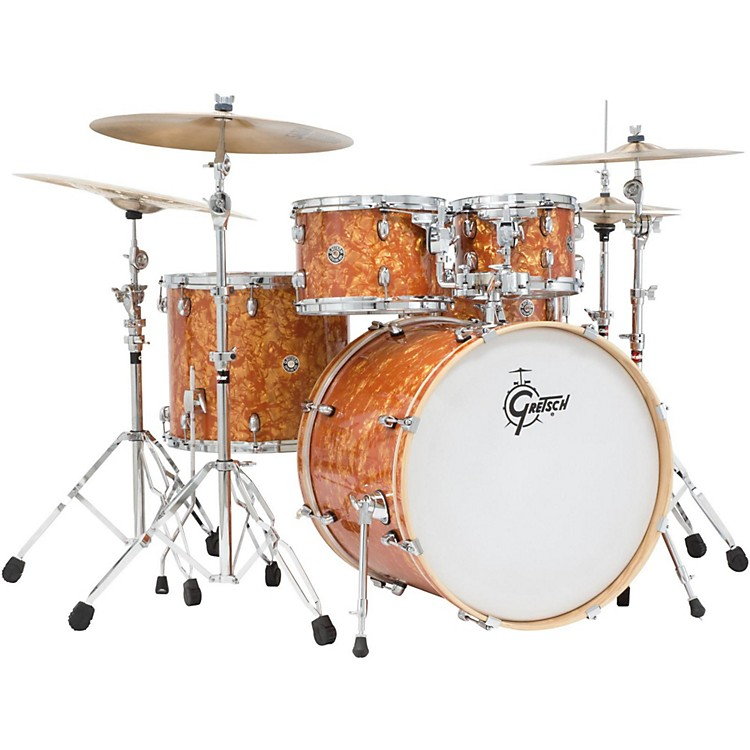 Gretsch Drums Catalina Ash 5-Piece Shell Pack with 22