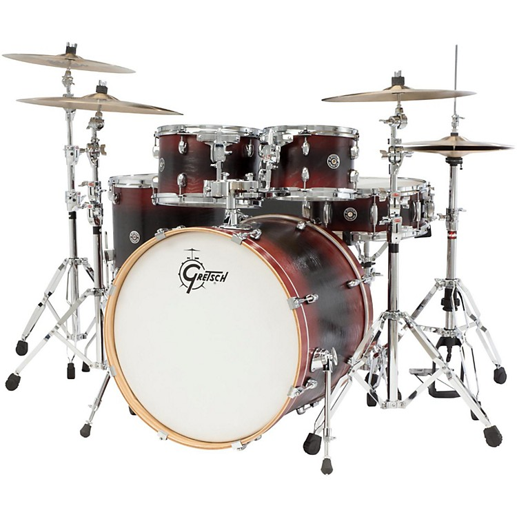 Gretsch DrumsCatalina Ash 5-Piece Shell Pack with 22