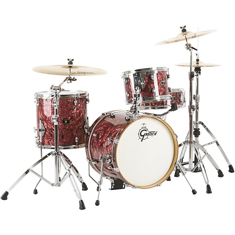 Gretsch DrumsCatalina Club 4-piece Jazz Shell PackRustic Pearl