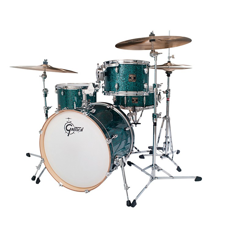 Gretsch Drums Catalina Club Classic 4-Piece Shell Pack Ocean Twilight 20 Inch