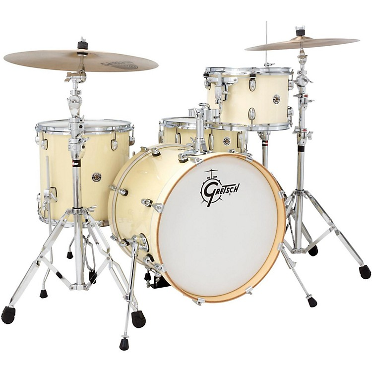 Gretsch DrumsCatalina Club Jazz 4-Piece Shell Pack with 18