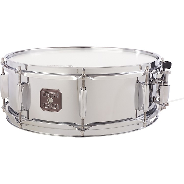 Gretsch Drums Catalina Club Steel Snare Drum Chrome 5X14