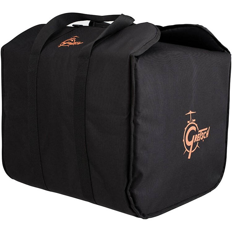Gretsch Drums Catalina Club Street Drum Kit Bag Pack Black