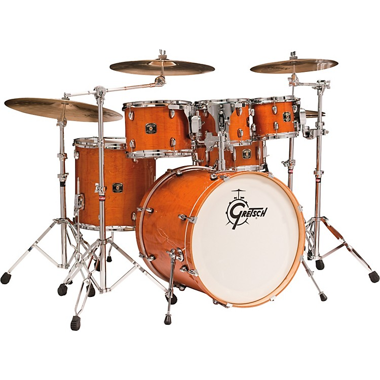Gretsch DrumsCatalina Maple 5-Piece Shell Pack with free 8